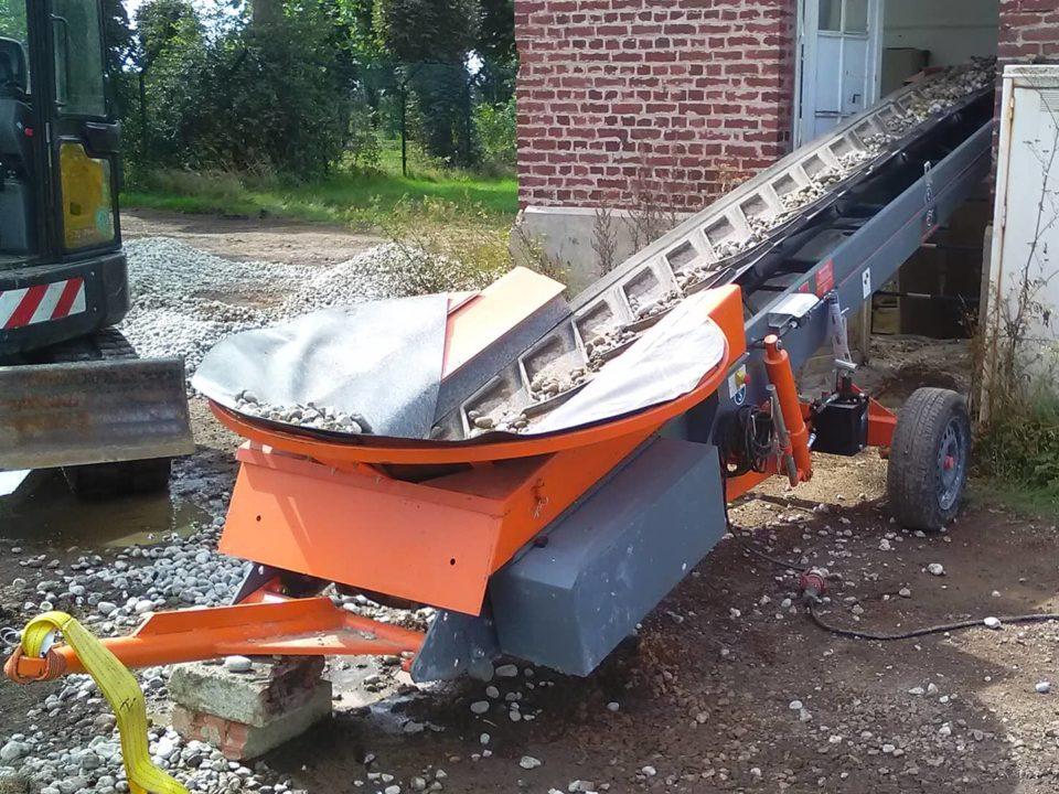convoyeur-chantier-transfert-matériaux-vrac