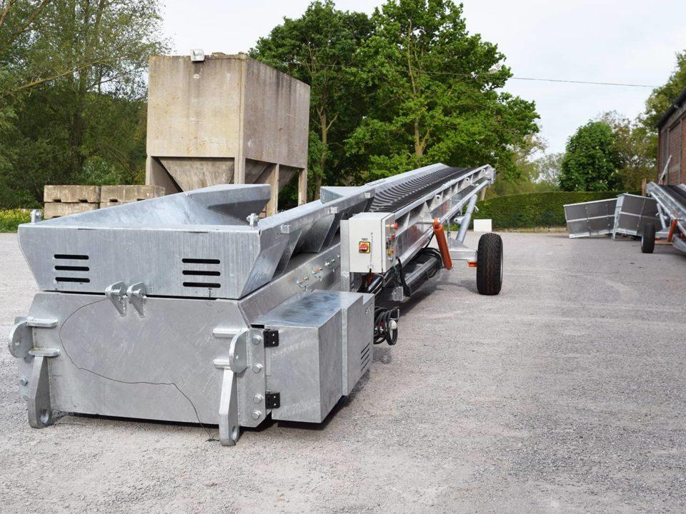 convoyeur-de-chantier-manutention vrac- btp