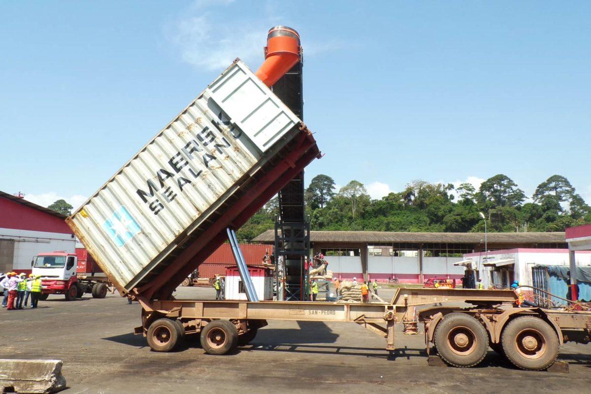 Empotagevracdes conteneurs: plusieurs solutions pour répondreaux besoins des exportateurs.