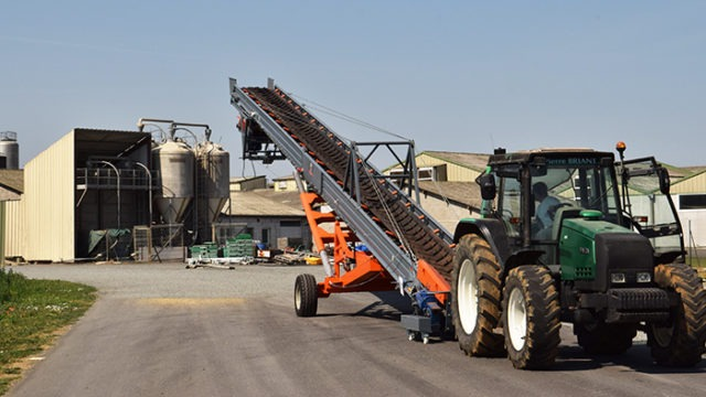Elévateur agricole