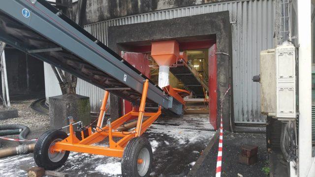 Transfert du sucre lors d'une opération de nettoyage d'un silo. Le cas de Cristal Union.